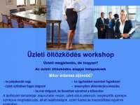 Üzleti öltözködés workshop
